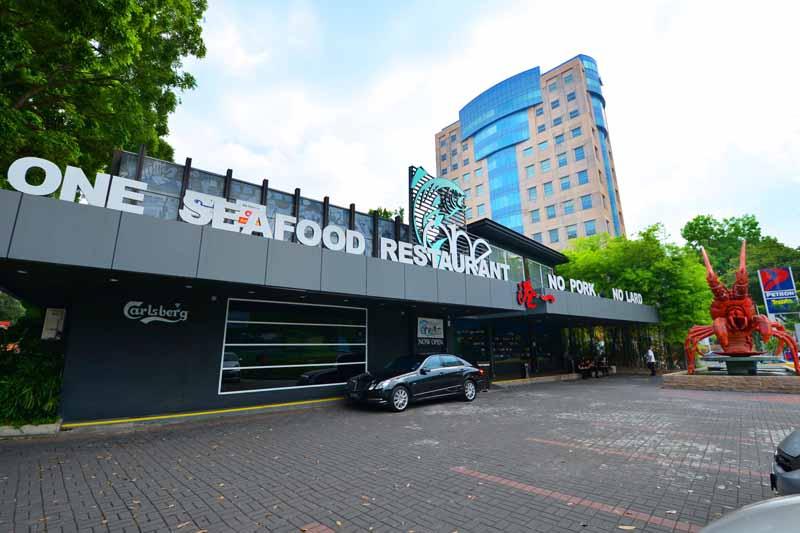 One Seafood Restaurant Chinese Jalan Bukit Bintang