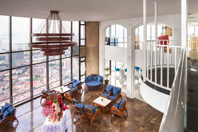 TOP View Restaurant Lounge